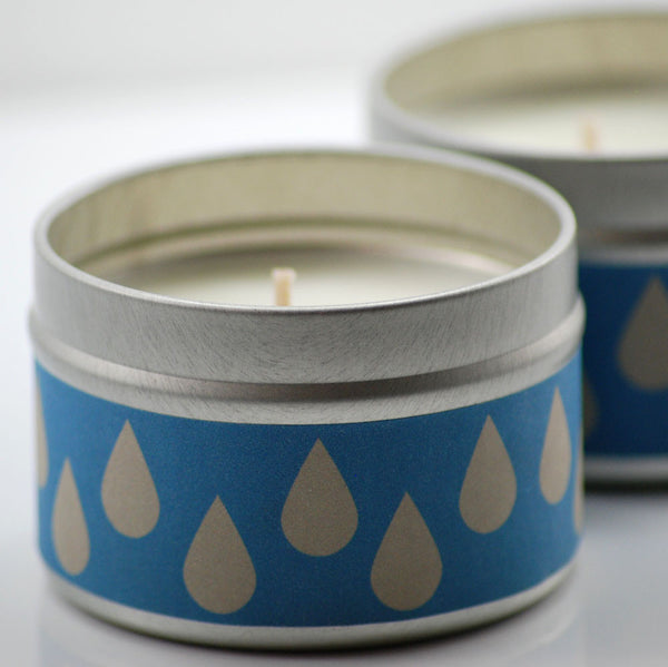 Dust After Rain (Petrichor) 4oz Soy Candle