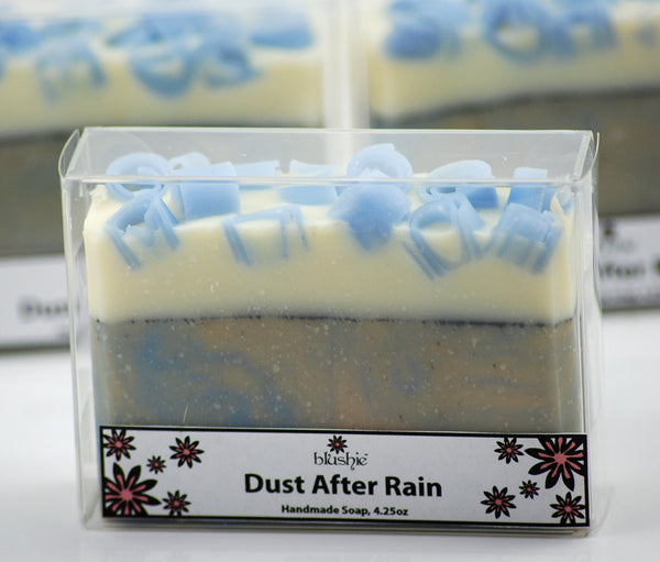 Dust After Rain (Petrichor) Soap