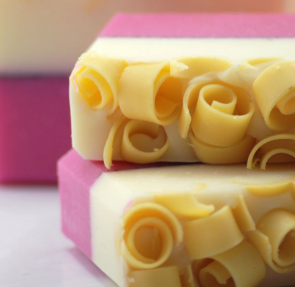 Hibiscus Passion Soap