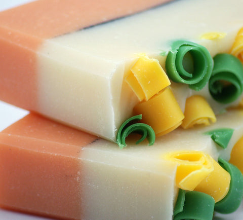 Mango Apple Soap