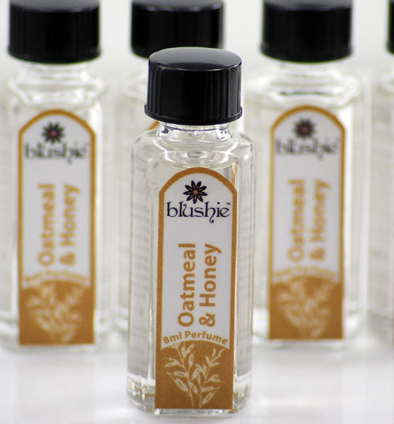 Oatmeal & Honey Perfume Oil