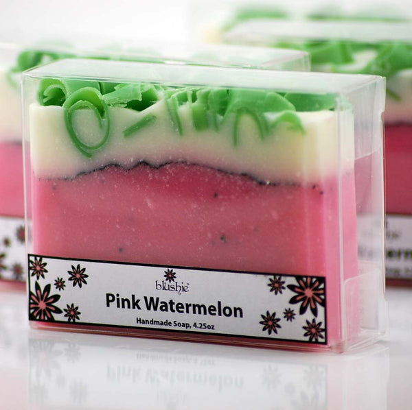 Pink Watermelon Soap