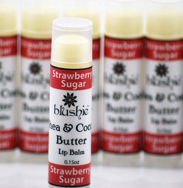 Strawberry Sugar Lip Balm