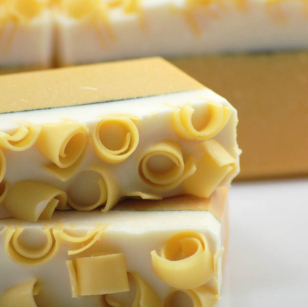 Sweet Lemon Cream Soap