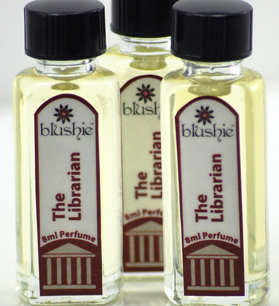 The Librarian Perfume Oil