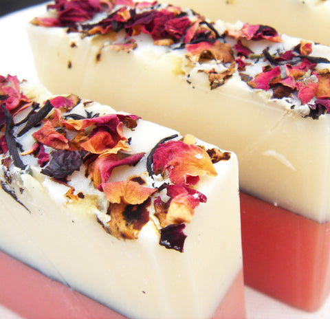 True Rose Soap