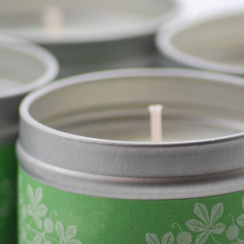 Coconut Lime 4oz Soy Candle