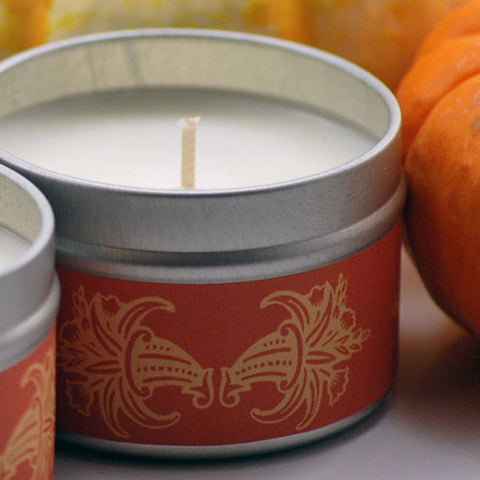 Sweet Pumpkin 4oz Soy Candle