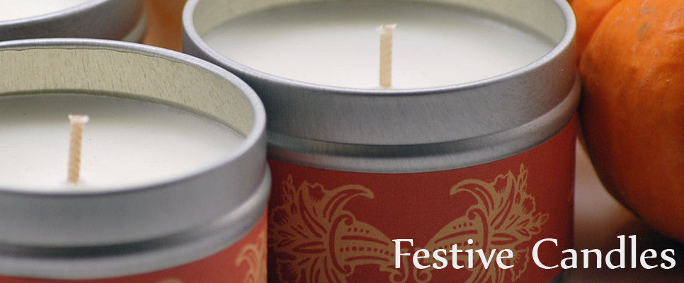 Festive Candles