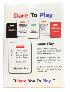 Dare To Play Sample Pack