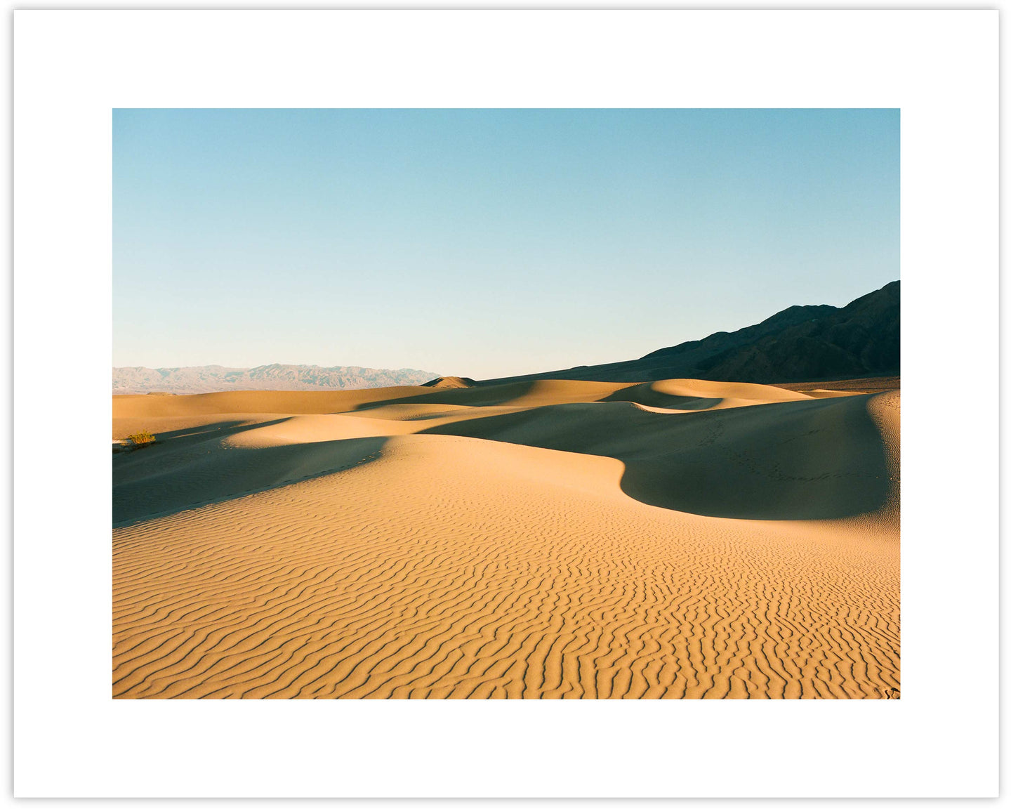 DEATH VALLEY ON FILM