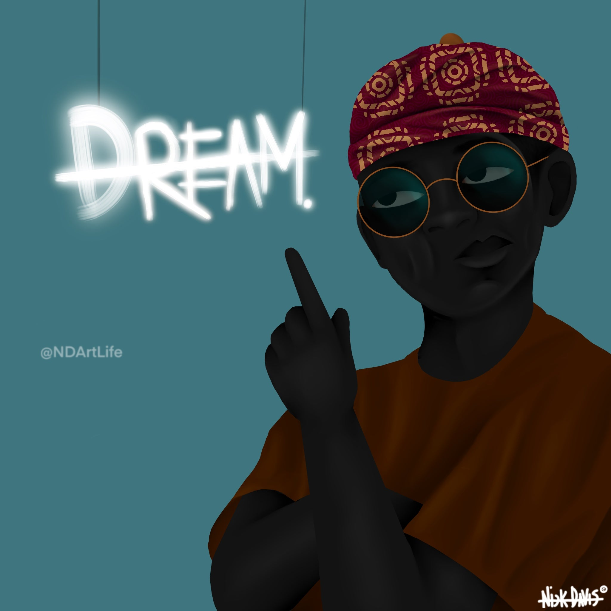 """Dream"" by Nick Davis"