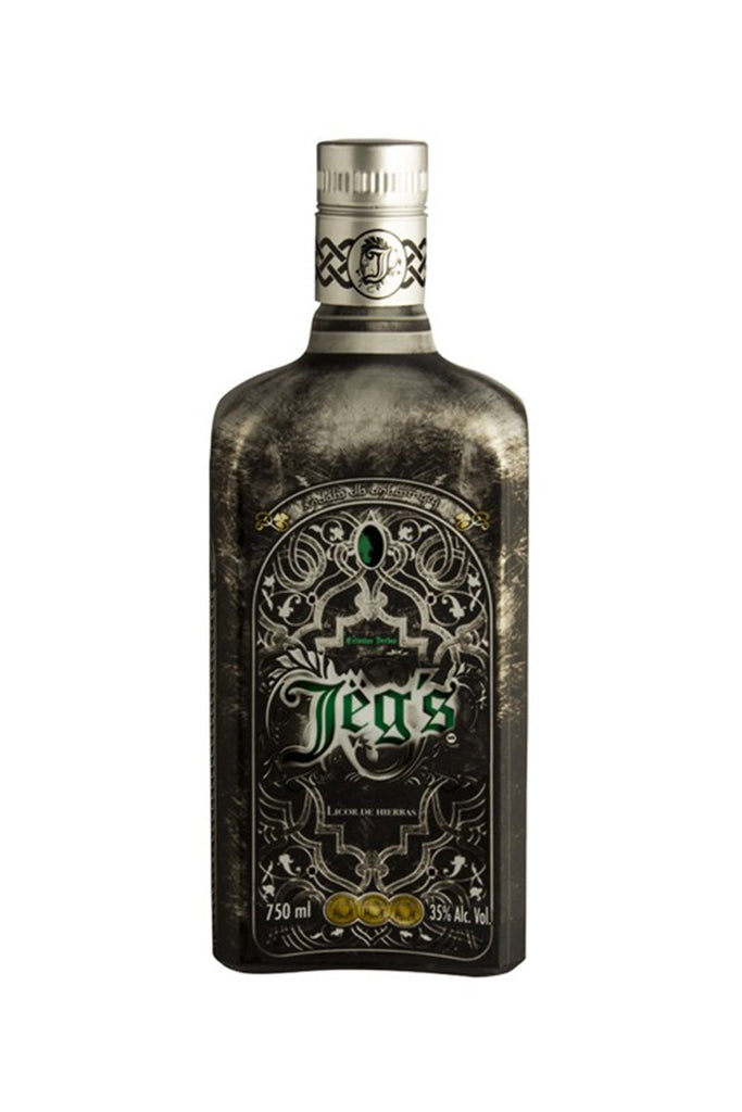 LICOR JEGS HIERBAS 750 ML