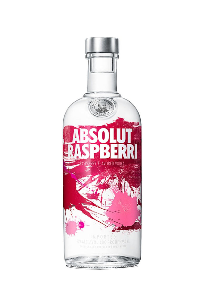VODKA ABSOLUT RASPERRY