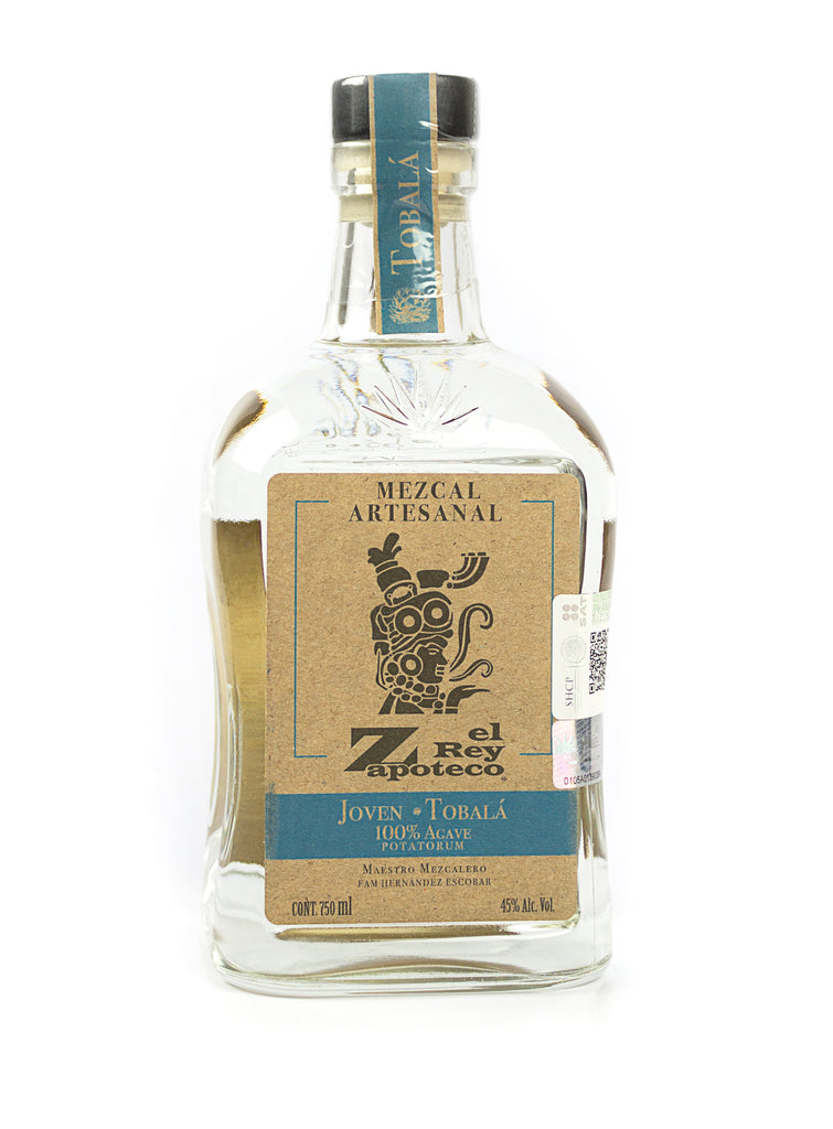MEZCAL REY ZAPOTECO TOBALA 750 ML