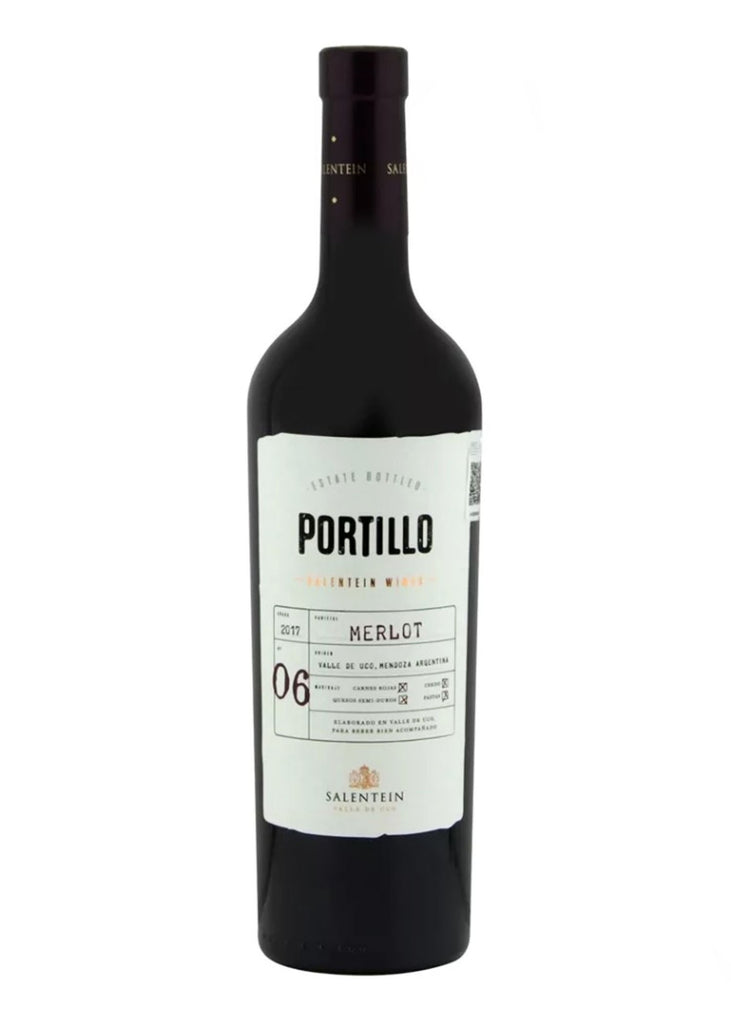 VT FINCA EL PORTILLO MERLOT 750 ML