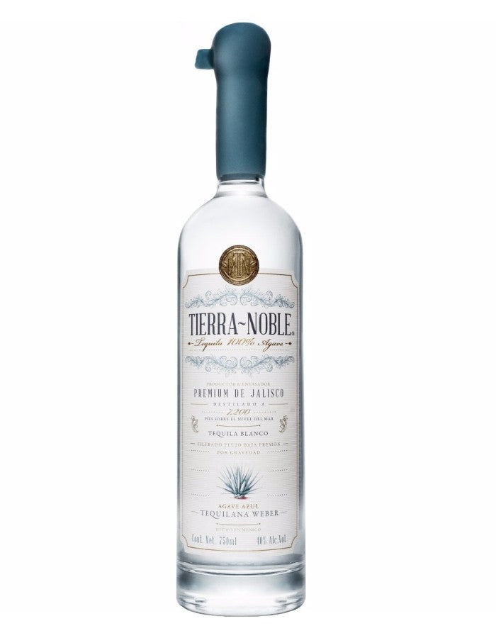TEQUILA TIERRA NOBLE BLANCO 750 ML