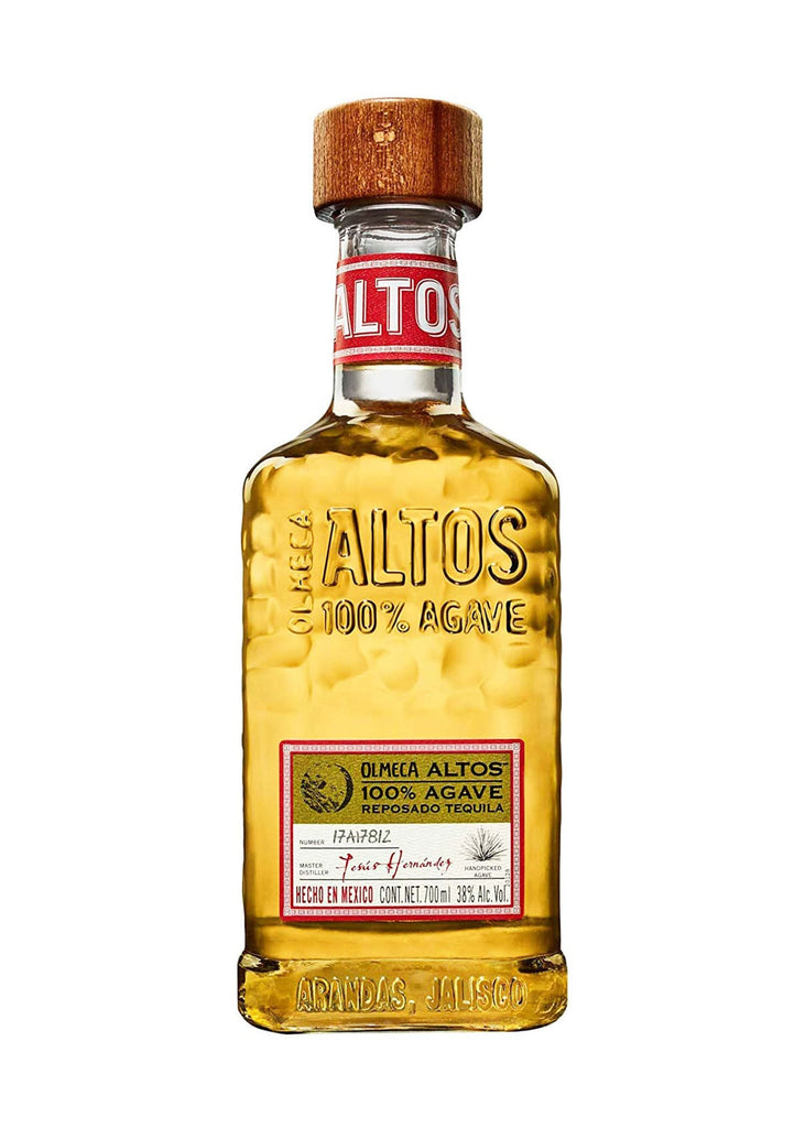 TEQUILA OLMECA ALTOS REPOSADO 750 ML