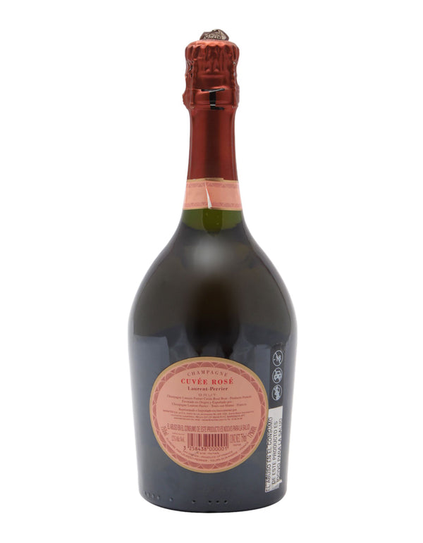 CHAMPAGNE LAURENT PERRIER CUVEE ROSE 750 ML