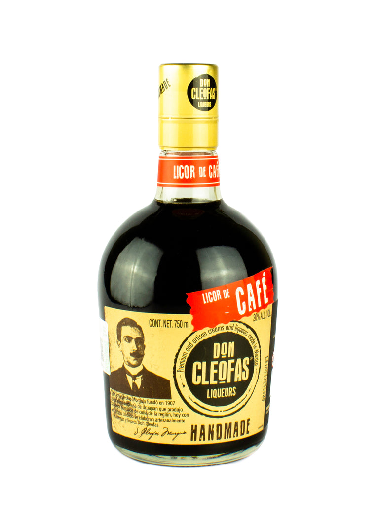LICOR DON CLEOFAS CAFÉ 700 ML