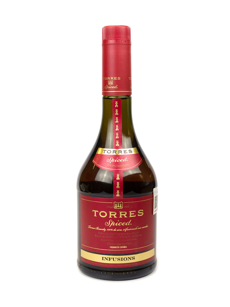 BRANDY TORRES SPICED INFUSIONS 700 ML
