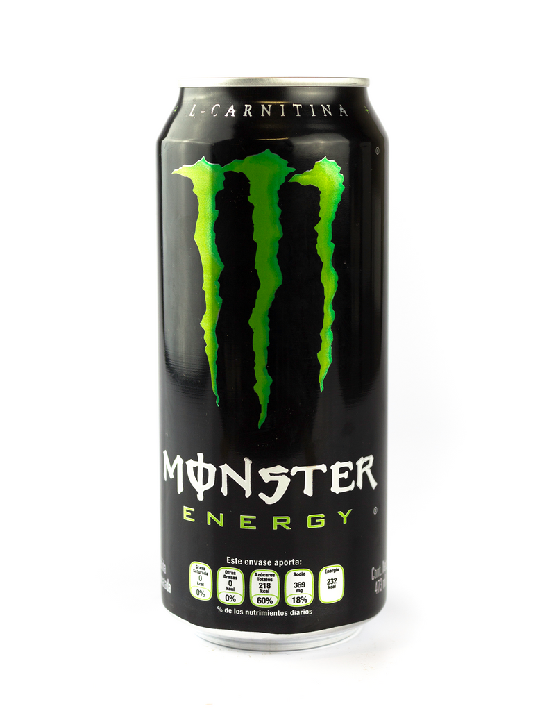 BEBIDA MONSTER ENERGY 473 ML