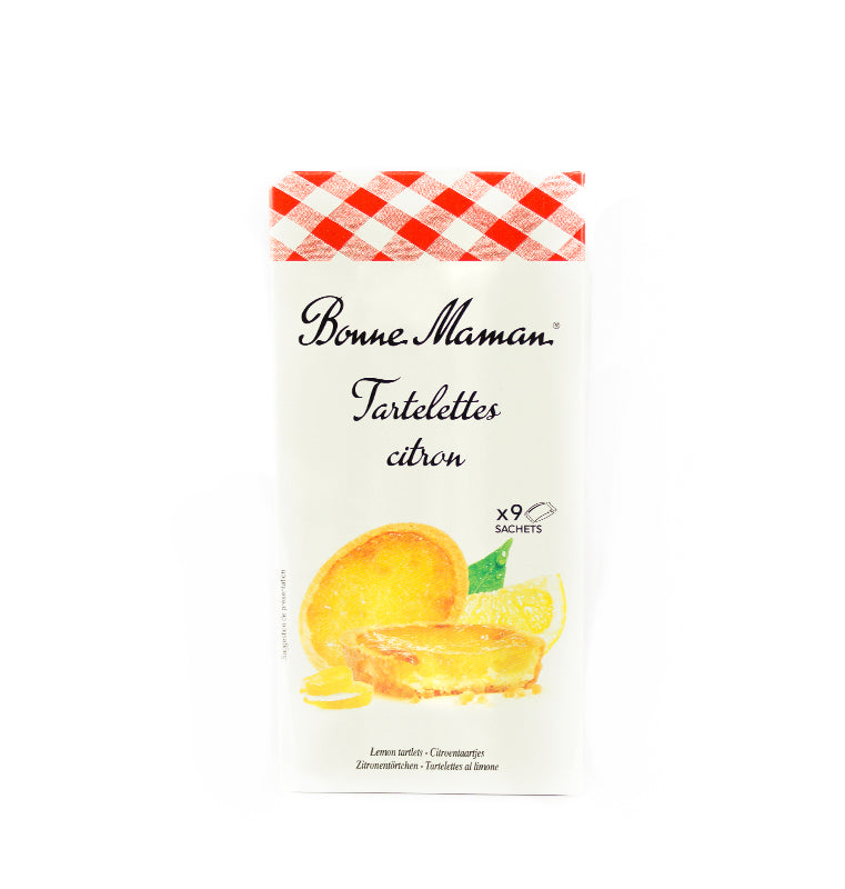GALLETA BONNE MAMAN TARTALETA LIMON 135 GR