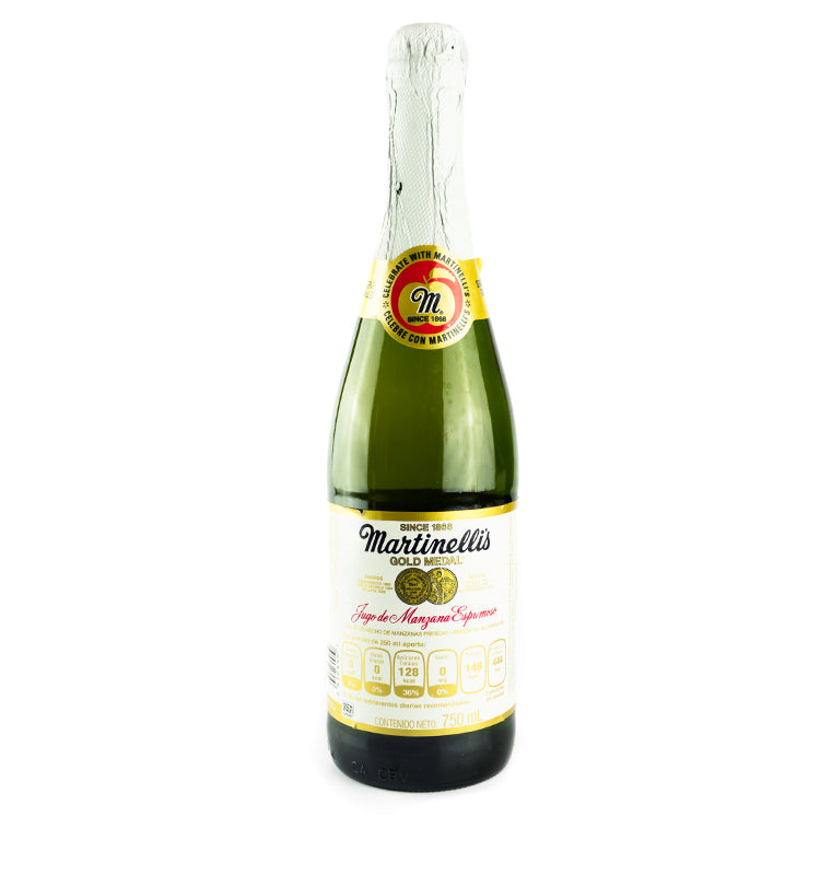 JUGO MARTINELLI MANZANA 750 ML