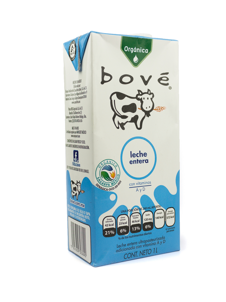 LECHE BOVE ENTERA 946 ML