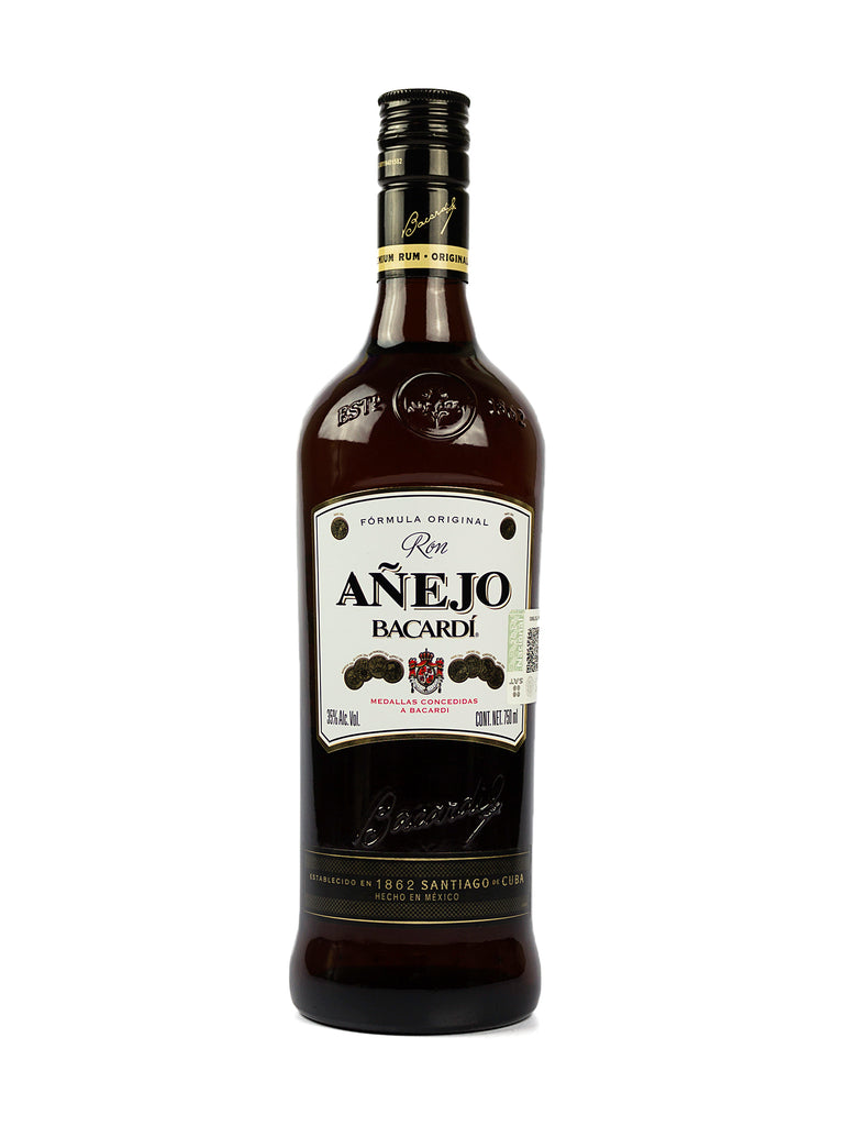 RON BACARDI GRAN ANEJO 750 ML