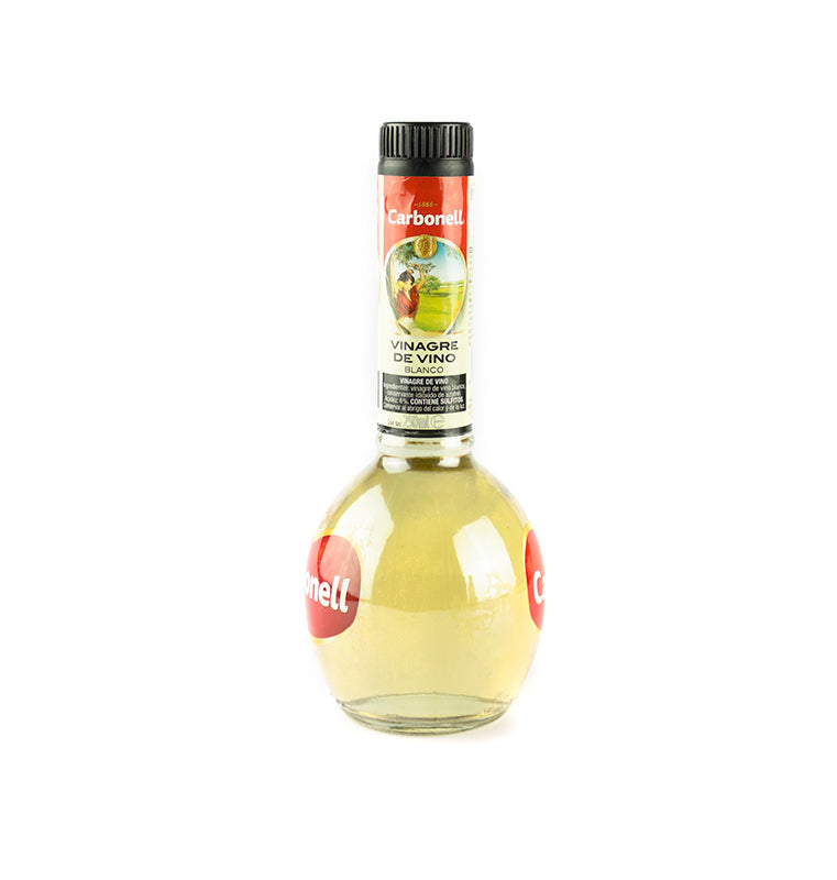 VINAGRE CARBONELL VINO BLANCO 250 ML