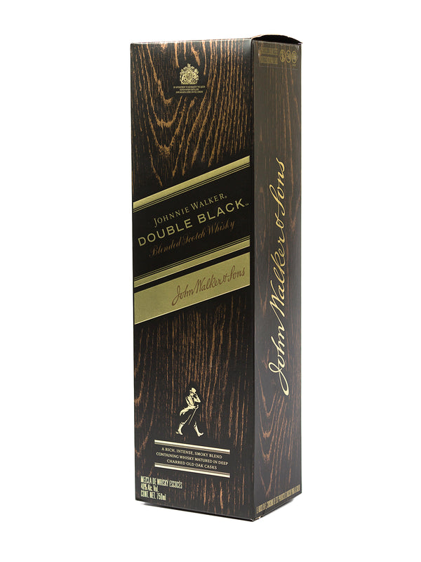 WHISKY J WALKER DOUBLE BLACK 750 ML