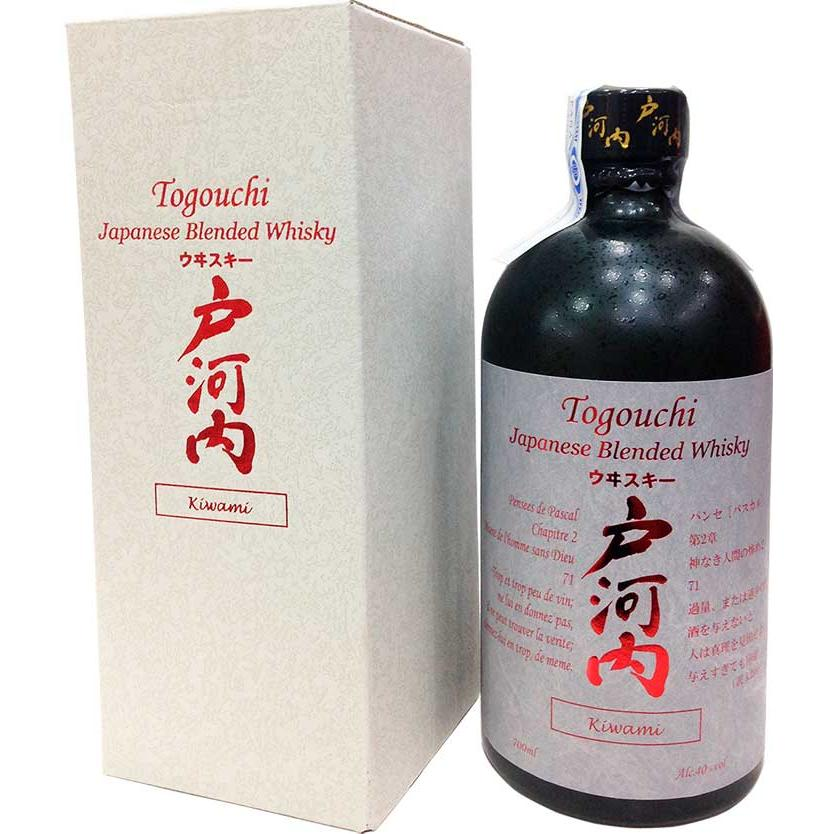 WHISKY TOGOUCHI 750 ML