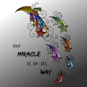 Our Miracle Is On Its Way