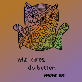 Who Cares Do Better Move On
