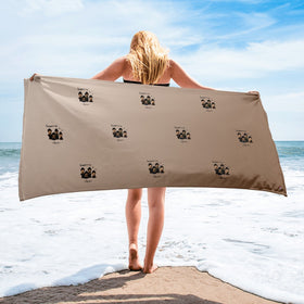 Happiness Is A Choice Sublimated Towel