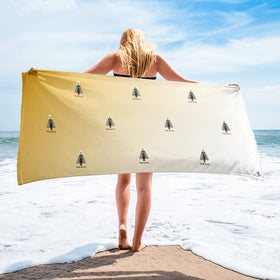 Keep Going Sublimated Towel
