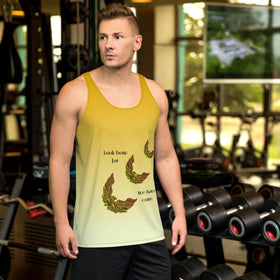 Look How Far We Have Come All-Over Print Men's Tank Top