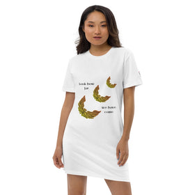 Look How Far We Have Come Organic Cotton T-Shirt Dress - Stanley/Stella STDW144
