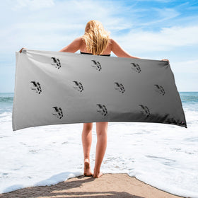 Our Miracle Is On Its Way Sublimated Towel