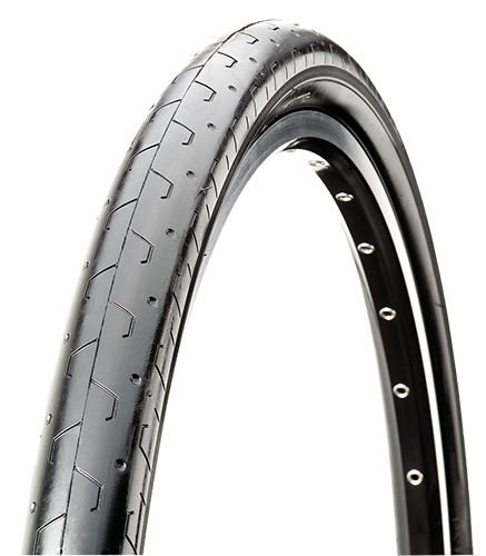 CST C869 Semi Slick City Urban Wire Bead Tire 26 x 1.9