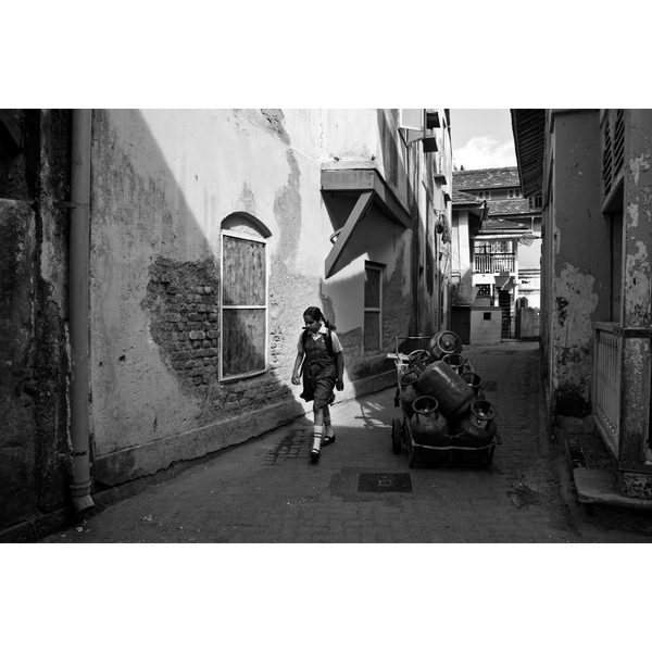 Aparna Jayakumar: Urban Villages, Mumbai 6