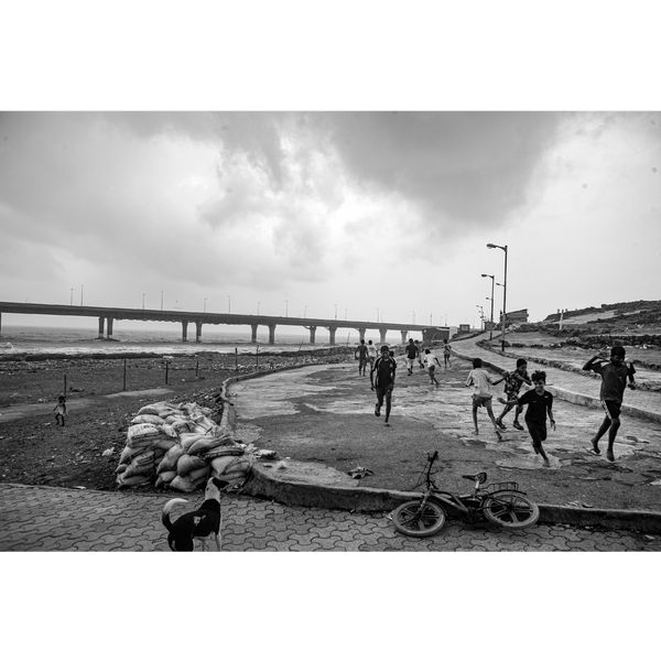 Aparna Jayakumar: Urban Villages, Mumbai 3