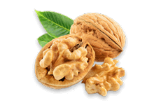 Walnut & Natural Salicylic Acid Extract