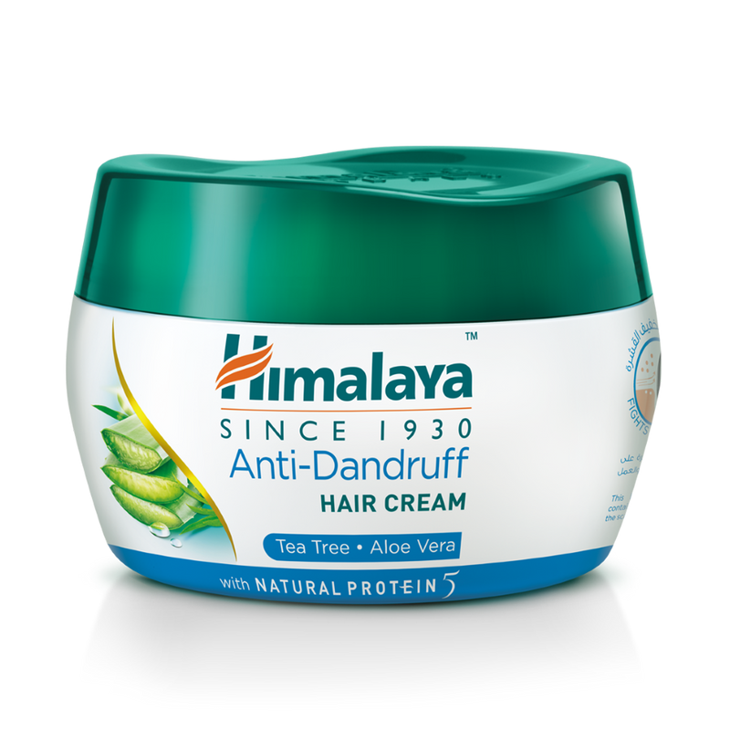 Himalaya Anti Dandruff Hair Cream 140ml - Removes Dandruff