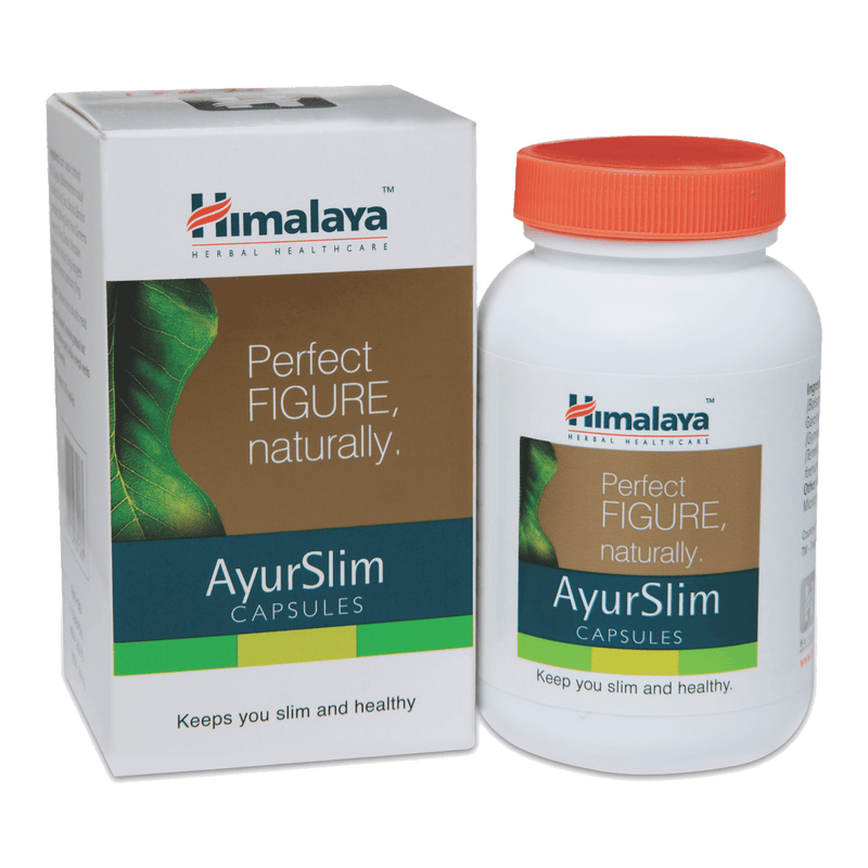Himalaya AyurSlim Capsules - Safe and Effective Weight Management