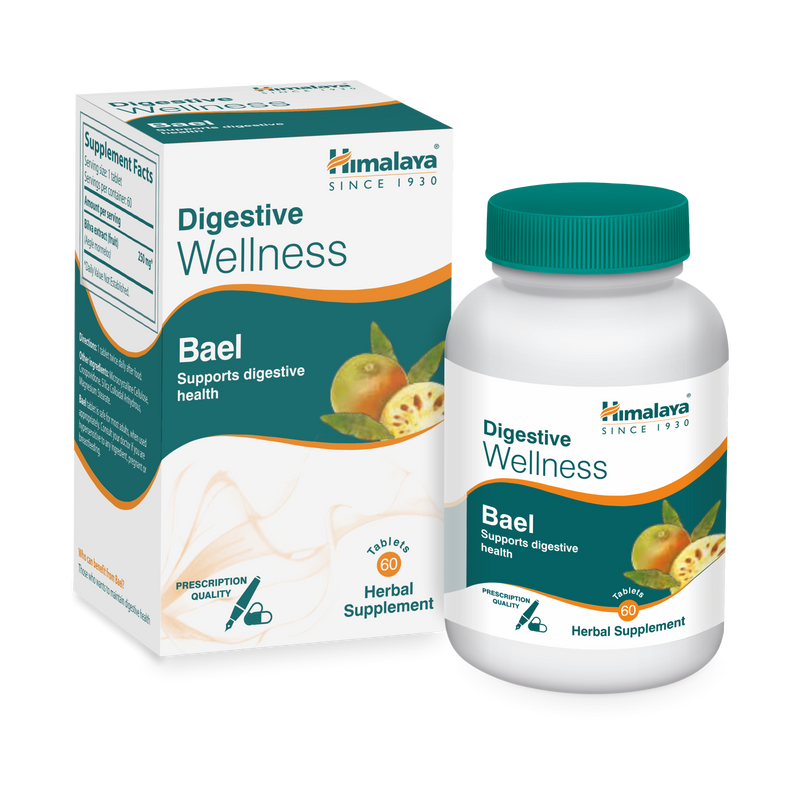 Himalaya Bael Tablets 60's - Supports Digestive Health