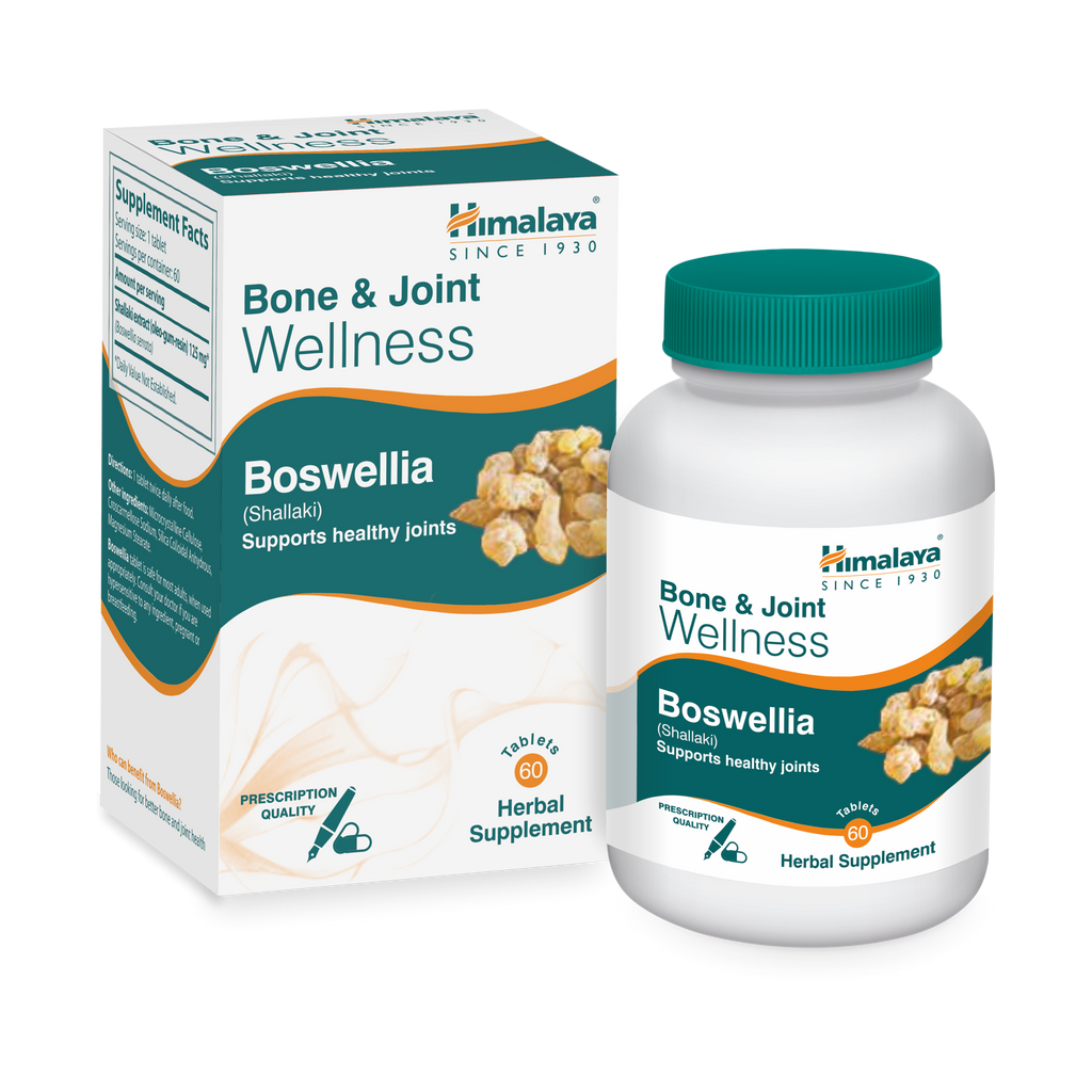 Himalaya Boswellia Tablets 60's - Supports Healthy Joints