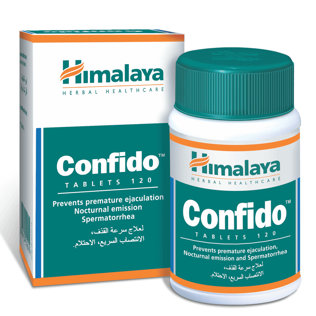 Himalaya Confido - Helps boost men's sexual performance