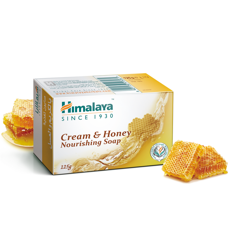 Cream & Honey Soap - 125gms